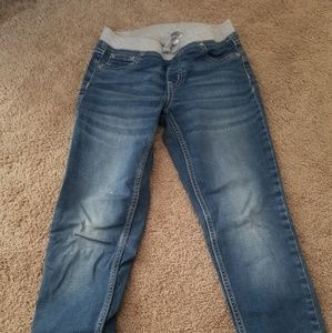 Justice pull on jeans